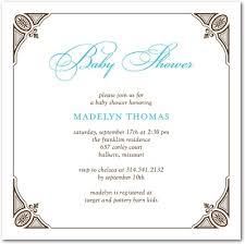 wedding registry on invitation wedding registry wording exles ba shower invitation new ba baby