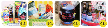 fathers day basket 50 diy s day gift ideas