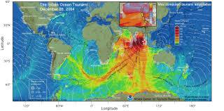 Noaa Maps Noaa Center For Tsunami Research Tsunami Event December 26