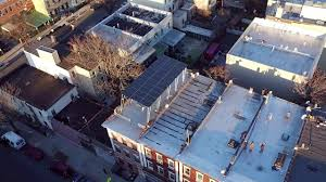Solar Canopy by Brooklyn Solarworks Solar Canopy Youtube