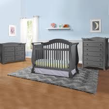 Child Craft Convertible Crib by Storkcraft 3 Piece Nursery Set Valentia Convertible Crib Avalon