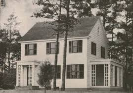 Historic Colonial House Plans Undergraduate Research Journal For The Human Sciences