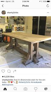 260 best dining room images on pinterest farm tables dining farmhouse table farm tables dinner table stains shanty chic restoration hardware woodworking house projects picture frames