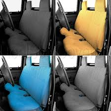 1995 toyota tacoma seat covers a27 toyota tacoma 1995 2004 front solid bench premium 10mm