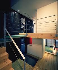 interior appealing mezzanine design ideas modern japanese home