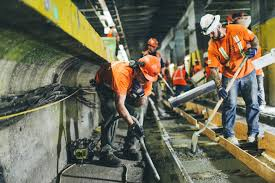 Construction Vice President Resume New York Penn Station To Resume Regular Schedules On Sept 5