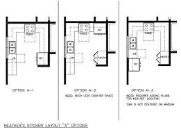 kitchen floorplan kitchen mesmerizing u shaped kitchen floor plans fresh plan 17