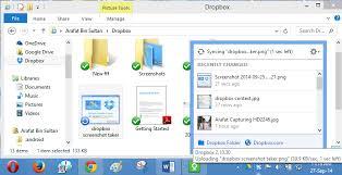 dropbox windows dropbox windows application overview