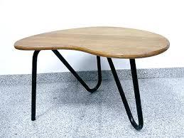 kidney shaped table for sale kidney shaped table lovebest info