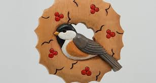 carving a chickadee ornament woodcarving illustrated
