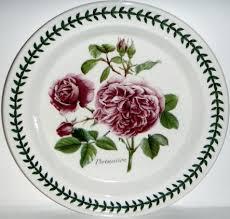 roses china portmeirion botanic roses china