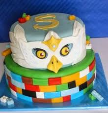 lego chima cake enchanted icing cake decorating pinterest