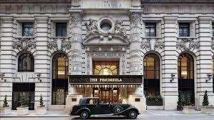new york luxury hotel the peninsula new york