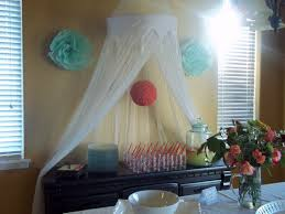 simple baby shower decorations girl baby shower decorations for tables guru designs baby
