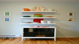 Floating Kitchen Shelves by How To Decorate My Kitchen Floating Kitchen Shelves Idea Kitchen