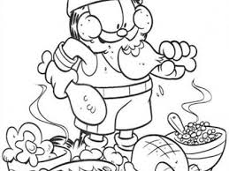 24 snack coloring pages food coloring pages bestofcoloringcom
