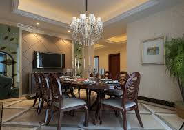 Dining Room Chandelier Engrossing Photograph Of Chandelier Height Via Size Of Chandelier
