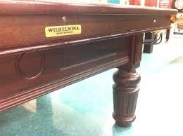 Craigslist Pool Tables Used Pool Tables Nc Pre Owned Billiards Tables Nc