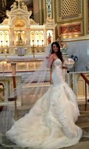 lazaro used and preowned wedding dresses nearly newly wed