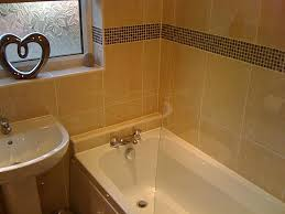 bathroom borders ideas creative decorative bathroom tile borders for your small home