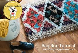How To Rag Rug How To Make A Shaggy Rag Rug Baby Rag Rug Baby Pink White Shimmer