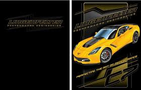 yellow corvette c7 lingenfelter c7 stingray corvette t shirt yellow lingenfelter