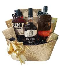 bourbon gift basket top build a basket bourbon ultimate gift basket about