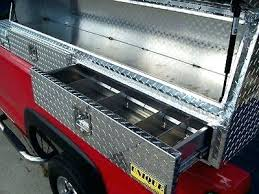 Slide Out Truck Bed Tool Boxes Marvellous Contractor Tool Boxes Picture U2013 Thewellnessreport Co