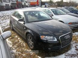 for audi a4 2 0 tdi audi a4 2 0 2004 auto images and specification
