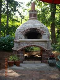 Pizza Oven Fireplace Combo by 105 Best Outdoor Brick And Adobe Ovens Images On Pinterest