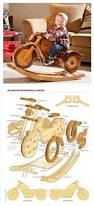 1511 rocking motorcycle plans children u0027s wooden toy plans and