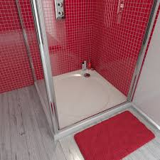 strong durable and lightweight shower trays coram
