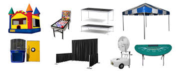 party rental equipment rentals contractor supplies in kokomo in party