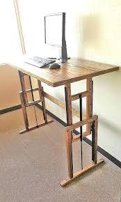 ikea manual standing desk ikea adjustable height desk desk stand up desk converter bamboo