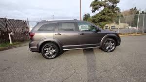 Dodge Journey 2015 - 2015 dodge journey crossroad granite ft633260 redmond