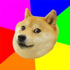 Meme Generator White Background - doge meme white background