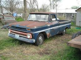 rusty pickup truck 1965 chevy c10 rat rod pickup truck rusty