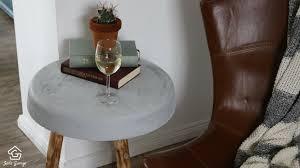 Wohnzimmertisch Vintage Selber Machen ᐅᐅ Betontisch Selber Bauen Diy Anleitung ᐅ Tisch Aus Beton