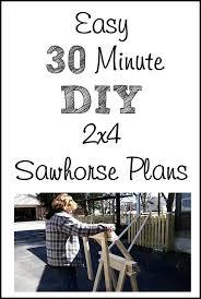 best 25 sawhorse plans ideas on pinterest folding sawhorse saw