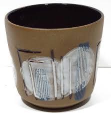 Studio Pottery Vase Ken Mcdonald Mid Century Studio Pottery Vase From Collectors Row