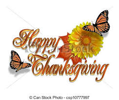 happy thanksgiving graphic image and illustration stock