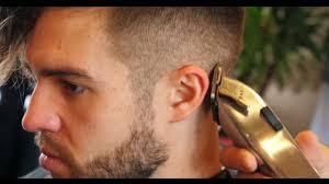 soccer haircut steps big pompadour undercut mens haircut tutorial cool soccer player