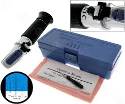 glycol tester engine fluid car battery antifreeze refractometer