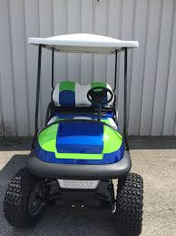Club Car Ds Roof by Custom Golf Carts Golf Cars Of Hickory