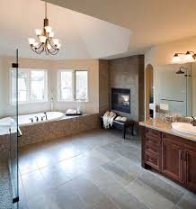bathroom rehab ideas 51 mesmerizing master bathrooms with fireplaces master bathroom
