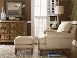 Tommy Bahama Sofas Tommy Bahama Home Living Room Tropical With Accent Chair Bamboo