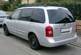 mazda minivan file mazda mpv rear 20071023 jpg wikimedia commons