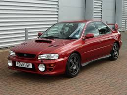 subaru impreza turbo subaru impreza turbo 2000 wr sport ppp very high spec inc