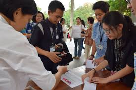 Binus Student Desk by Psg Series Eid Al Fitr Donation Charity Begins At Home