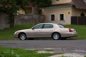 Old Lincoln Town Car Myths And Legends Lincoln Town Car The Truth About Cars
